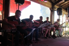 Classe Guitares on stage