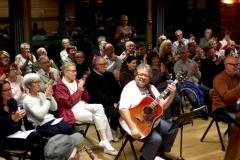 Le public du concert